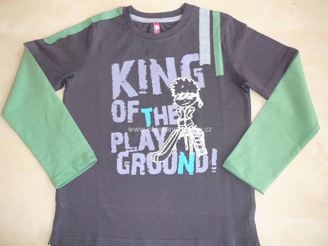 2f5f0b686005 Chlapecké tričko KIKI